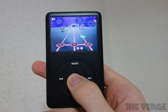 Before Angry Birds The Short Life Of Click Wheel Ipod Games The Verge