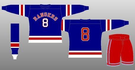 big sale c1fa7 7667c Rangers jersey: classic or dated? - Blueshirt Banter