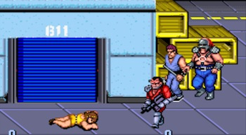 Double Dragon 2 Arcade Version Is A Depressing Game Neogaf