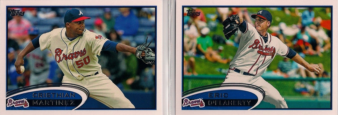 The Appalling 2012 Topps Update Series Talking Chop