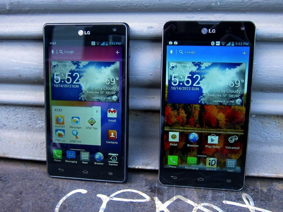 LG Optimus G review (AT&T and Sprint) - The Verge