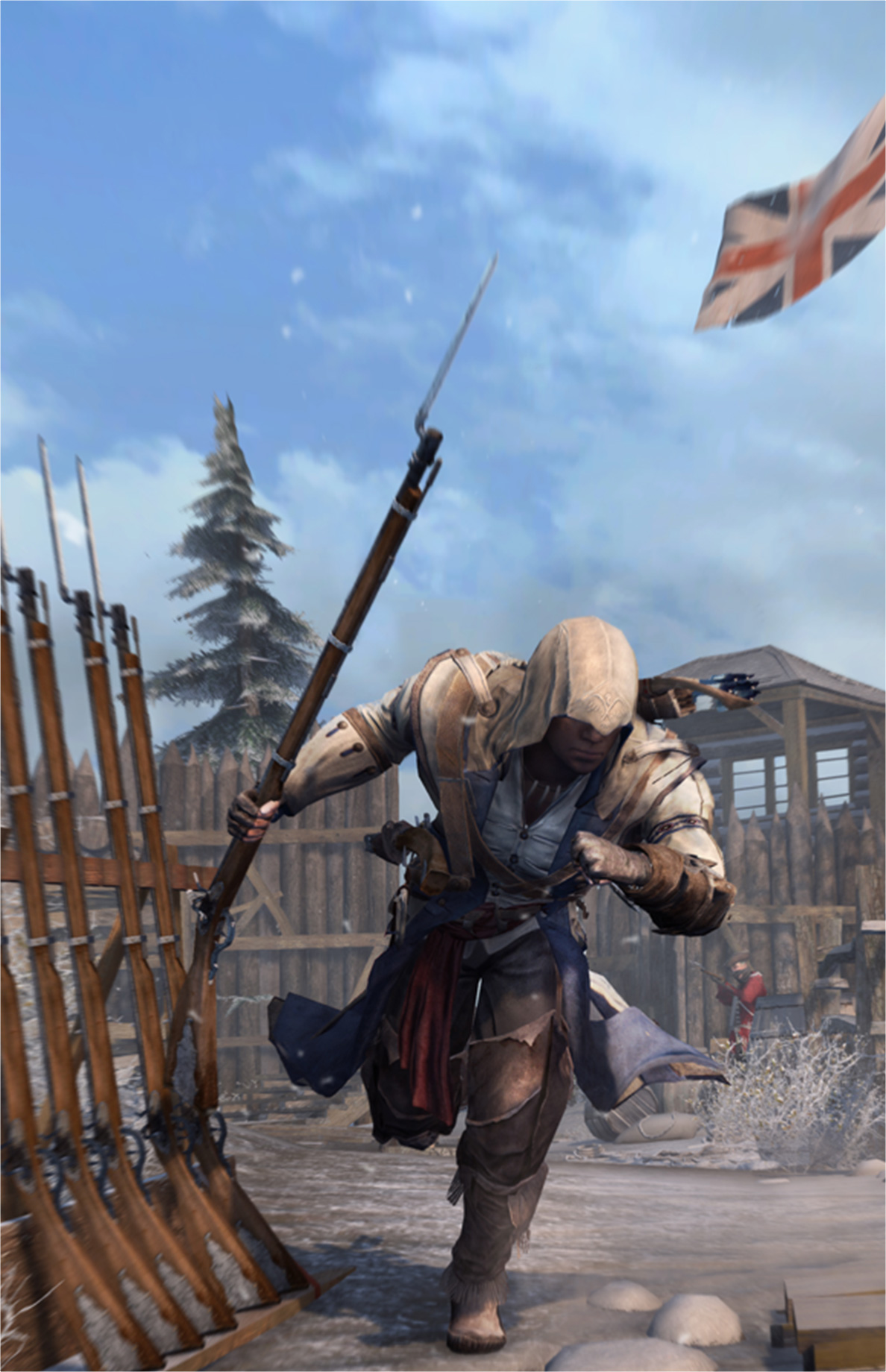 Assassin's Creed 3 review: imperfect union | Polygon