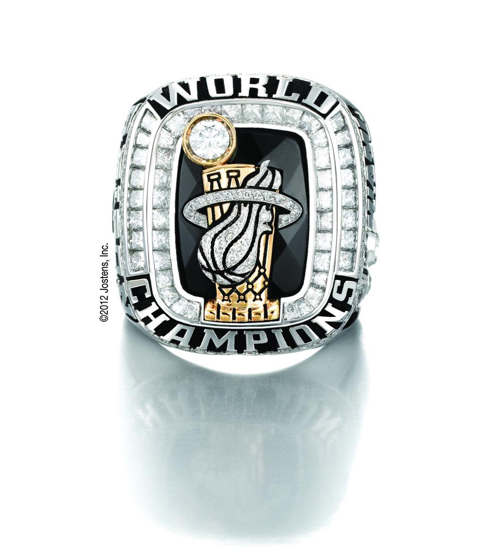 Photo Gallery Miami Heat 2011 12 Nba Championship Ring