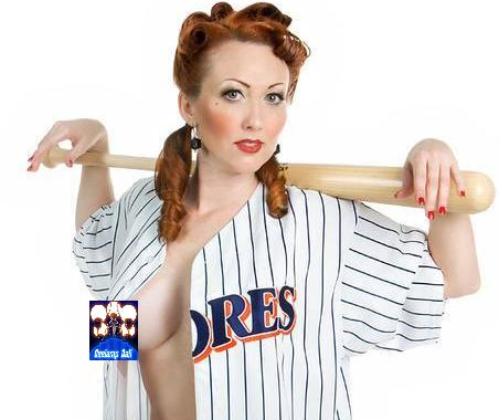 The Padres Are Like A Busty Redhead Gaslamp Ball