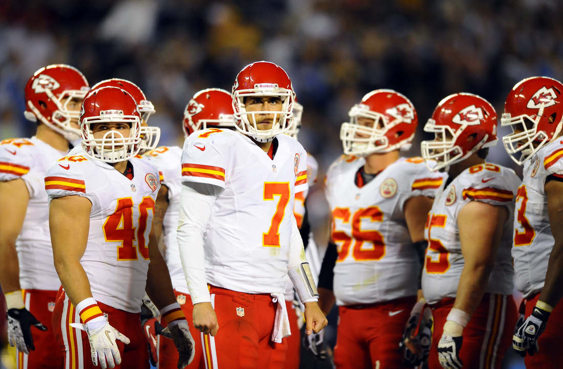 the best attitude 02cd6 f35f4 No amount of bad play satisfies the Kansas City Chiefs ...