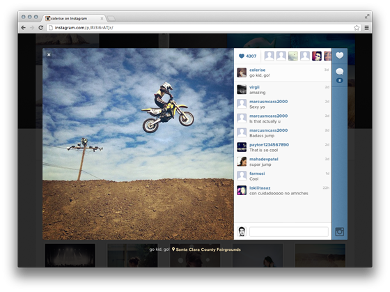 instagram mobile instagram launches web profiles but maintains clear focus on