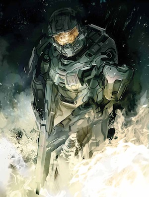 Master Chief's evolution: the concept art of 'Halo 4' | The