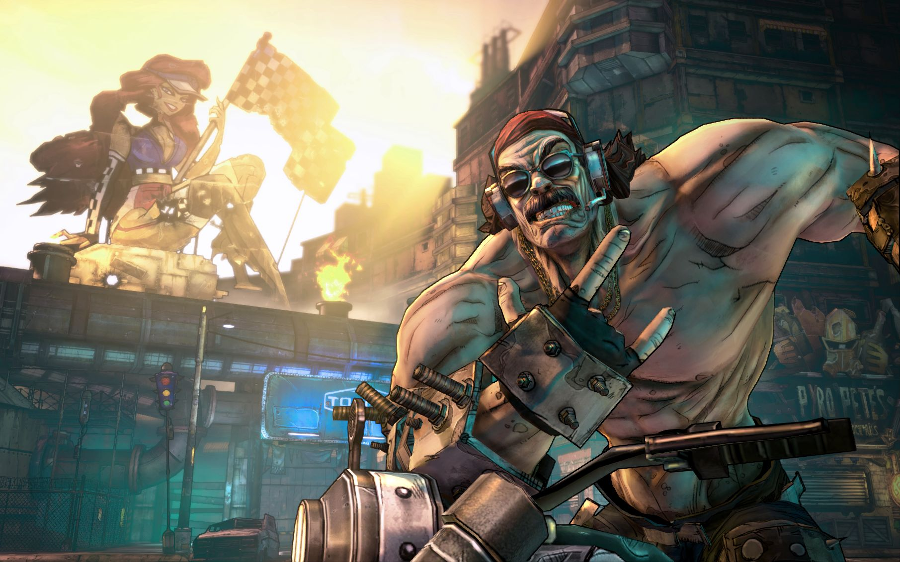 Gearbox Announces Borderlands 2 Dlc Mr Torgue S Campaign Of