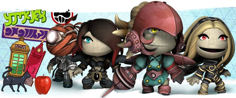 Gravity Rush costumes coming to LittleBigPlanet games ...