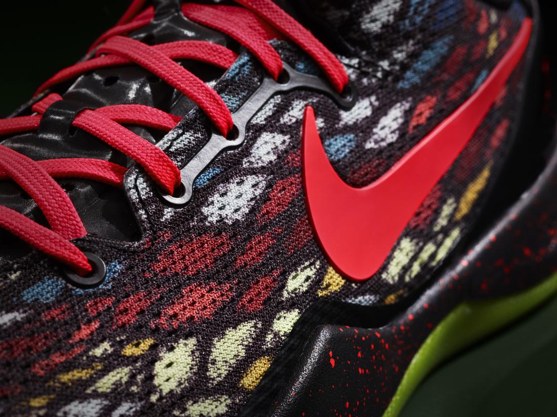 4fc9fb886135 Nike unveils Kobe Bryant s Christmas shoe colorway - SB Nation Los ...