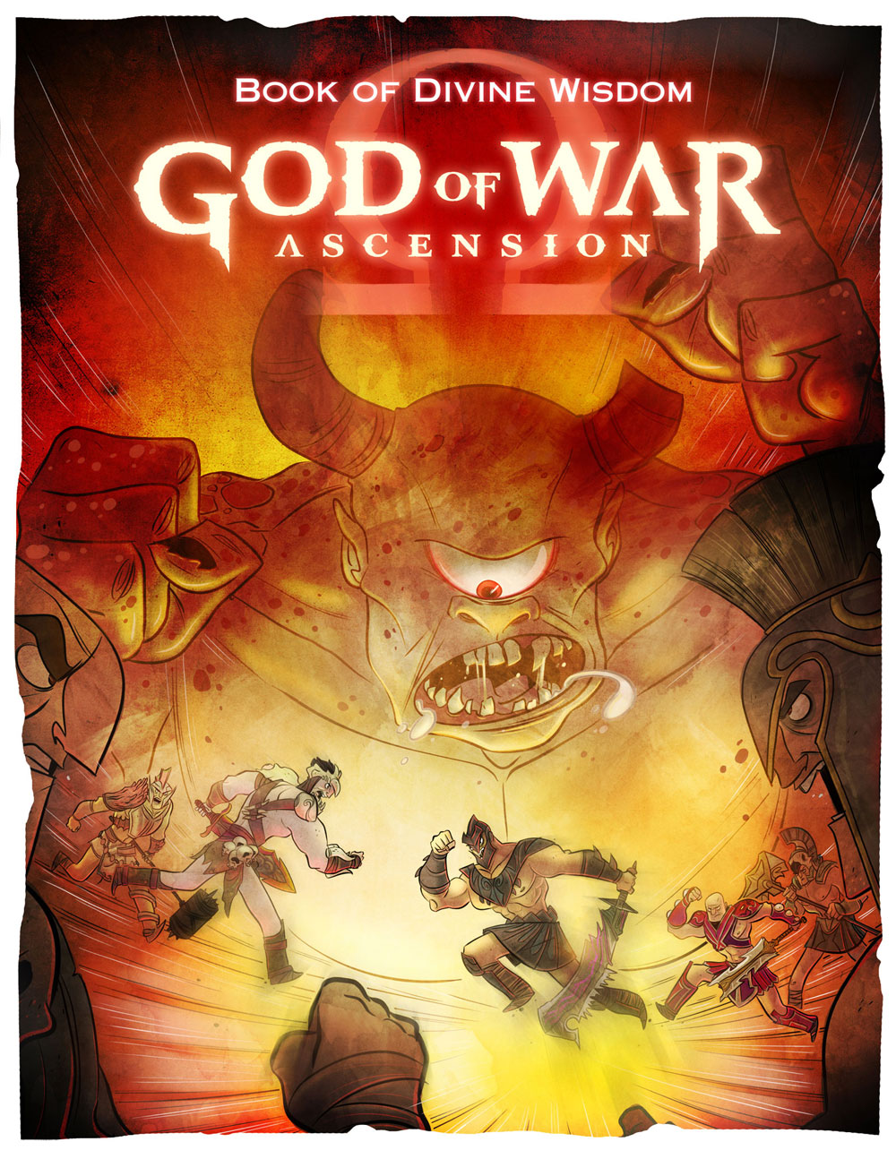 God of war collection official strategy guide: michael lummis.