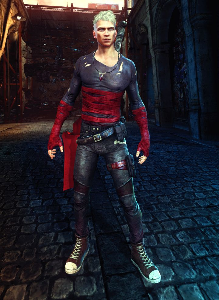 Dmc  Devil May Cry Costume Pack Brings Back Classic Dante