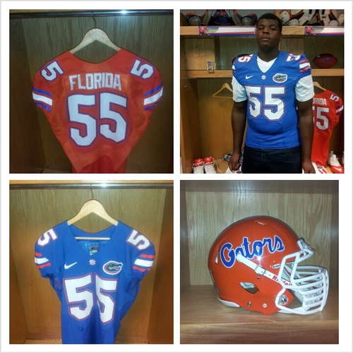 promo code 5bced dcf78 Photo: Florida football getting new Nike uniforms for 2013 ...