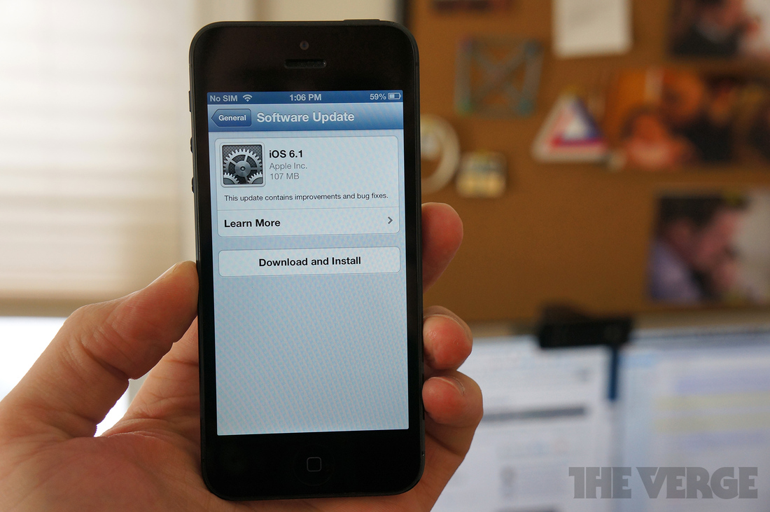 iOS 6 1 released to all with Siri movie ticket support and iTunes