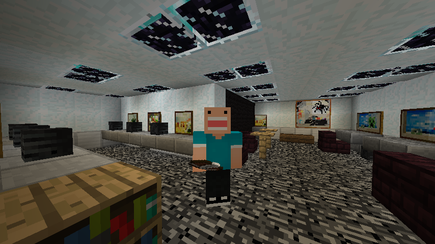 Bond University Conducts Class Through Minecraft After