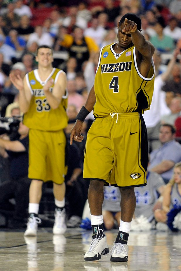 best service 7933b 68ee0 Mizzou men's basketball - Sports Logos - Chris Creamer's ...