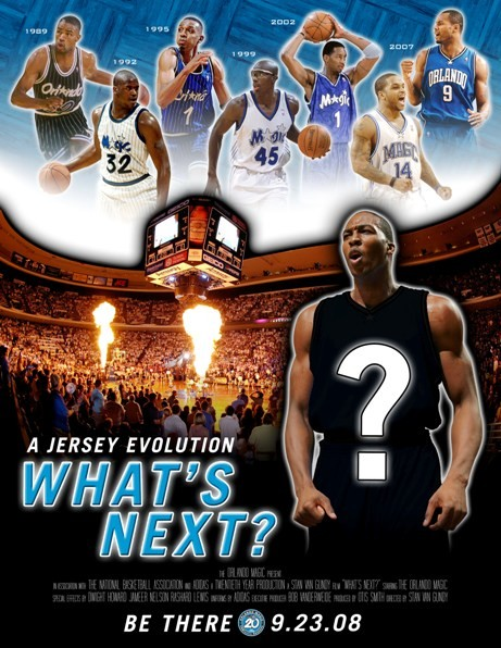 the latest e9c7a 2aa93 Orlando Magic to Reveal New Uniforms on September 23rd ...