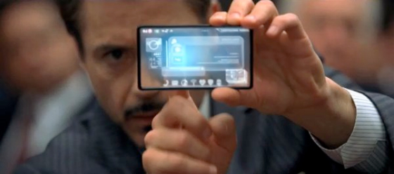 Has The Transparent Smartphone Finally Arrived The Verge