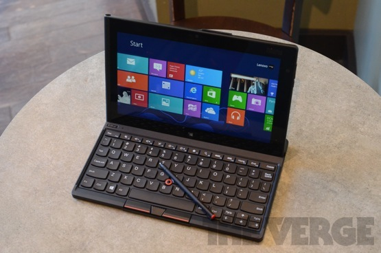 Lenovo Thinkpad Tablet 2 Review The Verge