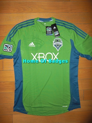 huge discount 29de2 c16e7 eBay already selling new Sounders shirts - Sounder At Heart