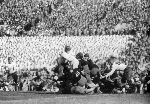 The 1927 Rose Bowl: Alabama vs Stanford - Roll 'Bama Roll