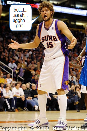 Game In Exclusive Pictures Suns Defeat Magic The Real