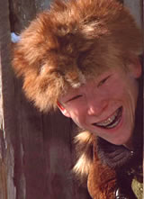 A Christmas Story Kid Now.Wild Vs Blues With My Wife My Friend And Scut Farkus