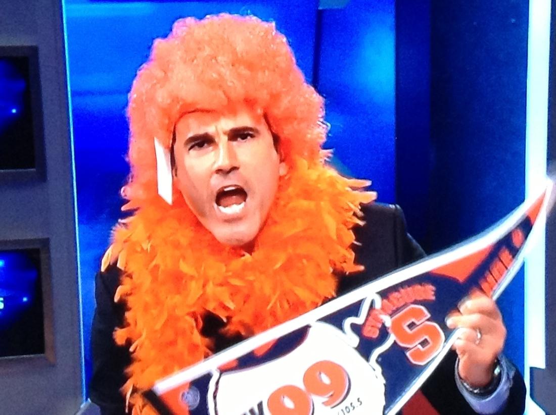 Syracuse Defeats Montana, Syracuse Fans Defeat Seth Davis