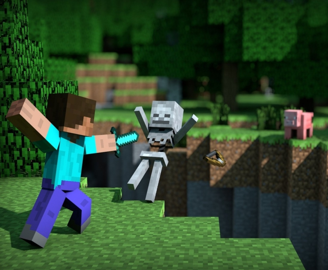 Minecraft scrolls 0x10c the past present and future of - Minecraft wallpaper creator online ...