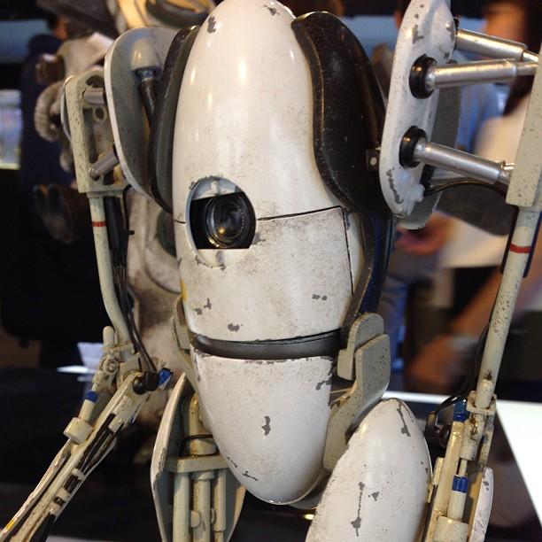 ThreeA Reveals Portal 2, Lost Planet Figures