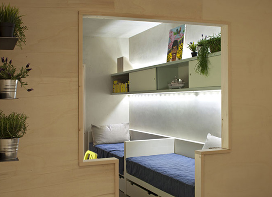 Inmates' dream prison cell could be a blueprint for low-cost