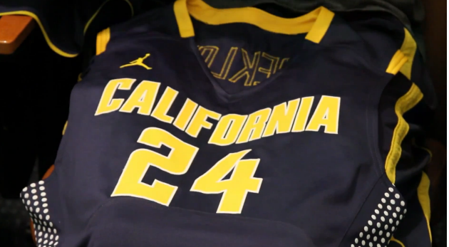 buy popular 2ad68 018f4 Cal Basketball Gets New Uniforms! - California Golden Blogs