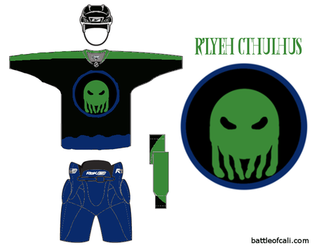 H.P. Lovecraft Hockey Jerseys - Battle of California 84bb763f2fa