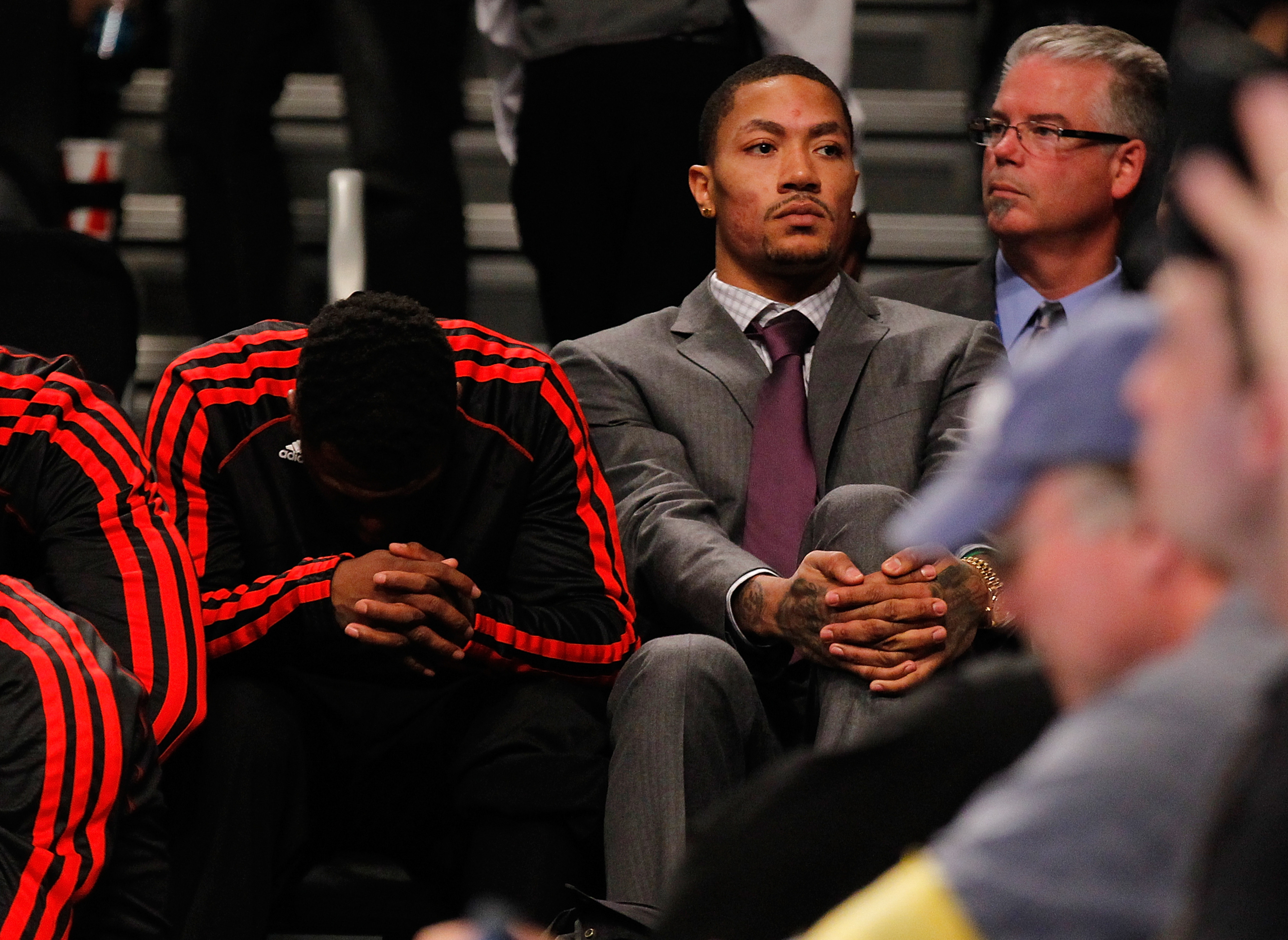 The Derrick Rose drama has reached its breaking point