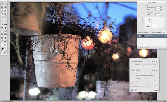 Acorn 4 flies through image editing with new filter UI