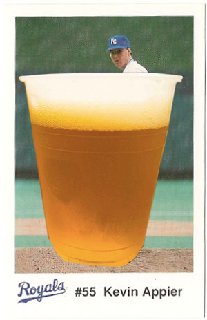 Baseball Cards As Beers Assigning Spiritual Brews To 1990s Card