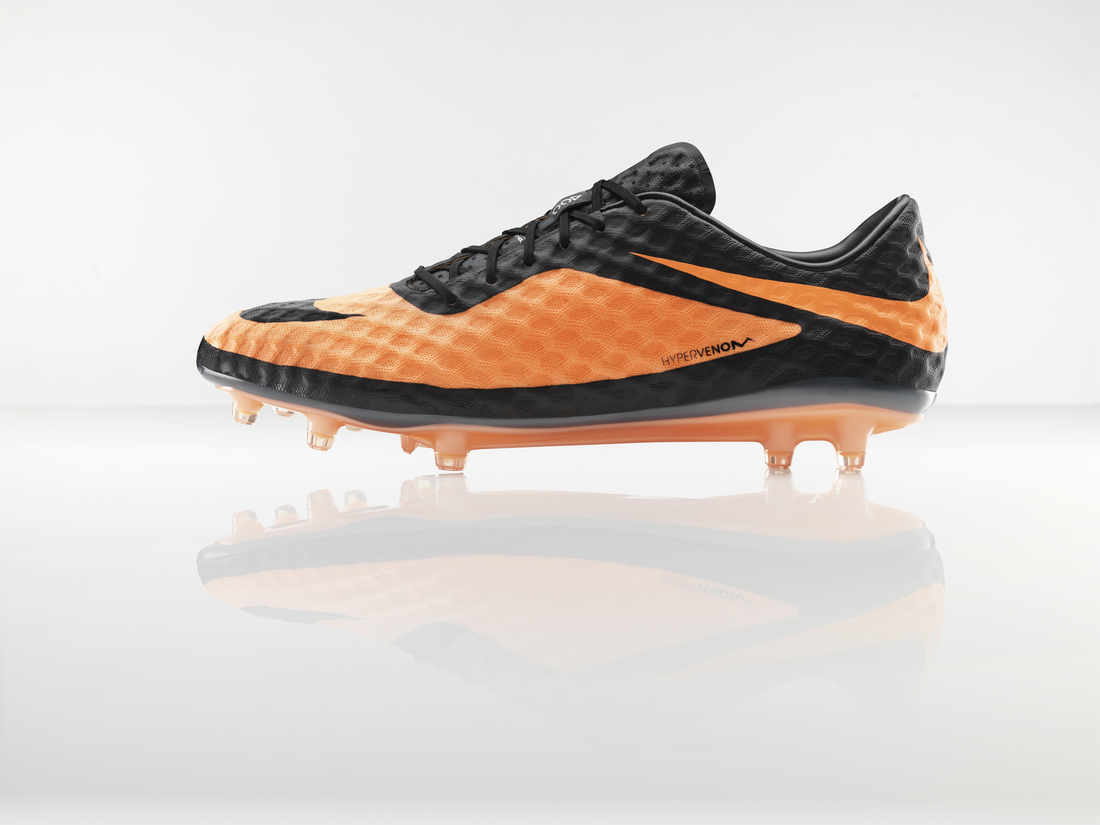 5c03495e9d38 Nike ushers in a new age of attack with Hypervenom boot - SBNation.com