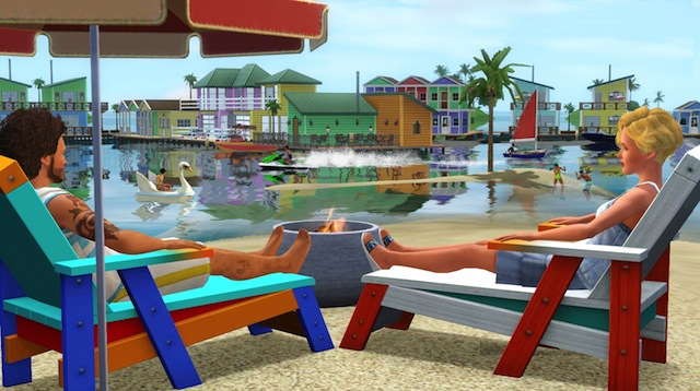 The Sims 3: Island Paradise Gives Sims More Freedom To