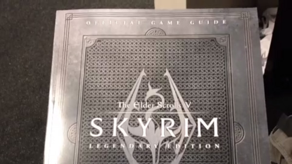 Skyrim Legendary Edition Guide author recounts his process - Polygon