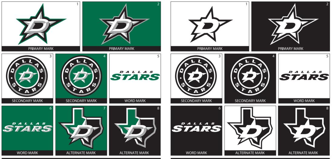 Dallas Stars Reveal New Logo And Jerseys Defending Big D
