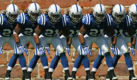 Know Your Colts History 10 Ways To Stop Adrian Peterson