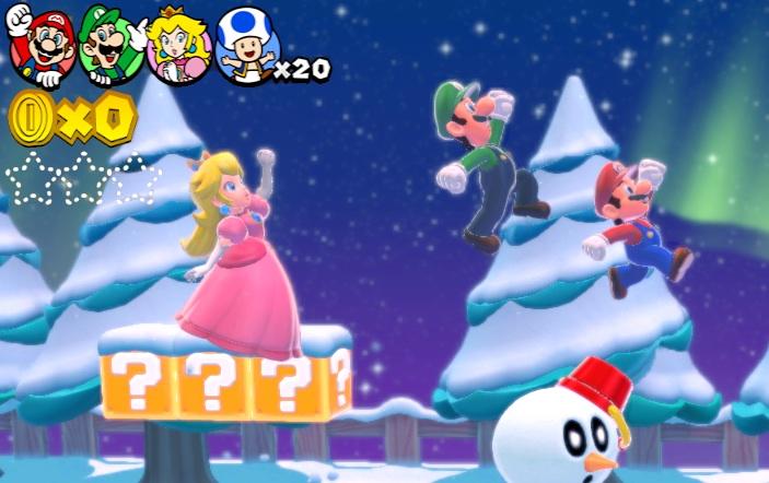 Super Mario 3D World: Keeping Mario weird   Polygon