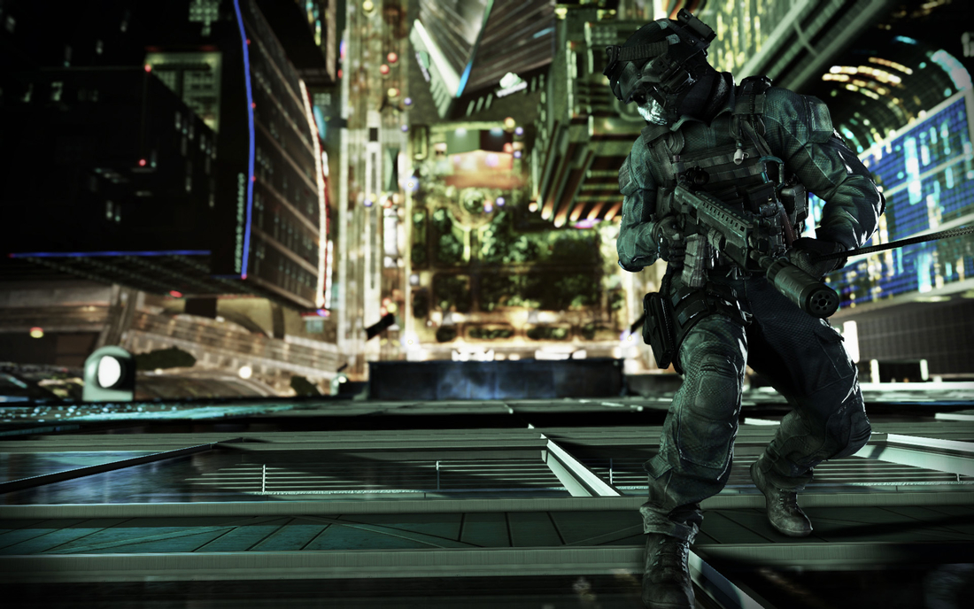 Call of Duty: Ghosts: The Return of Infinity Ward   Polygon