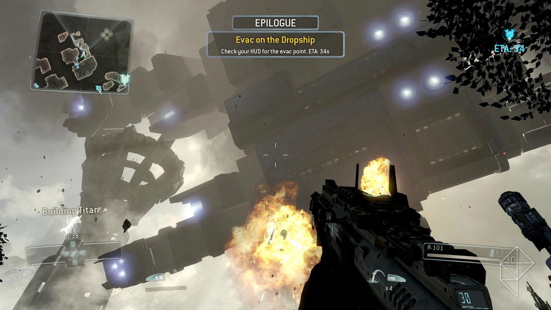 Titanfall: Respawn's 'second skin' - Polygon