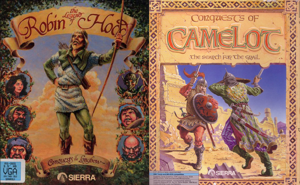 Conquests_of_the_longbow_camelot