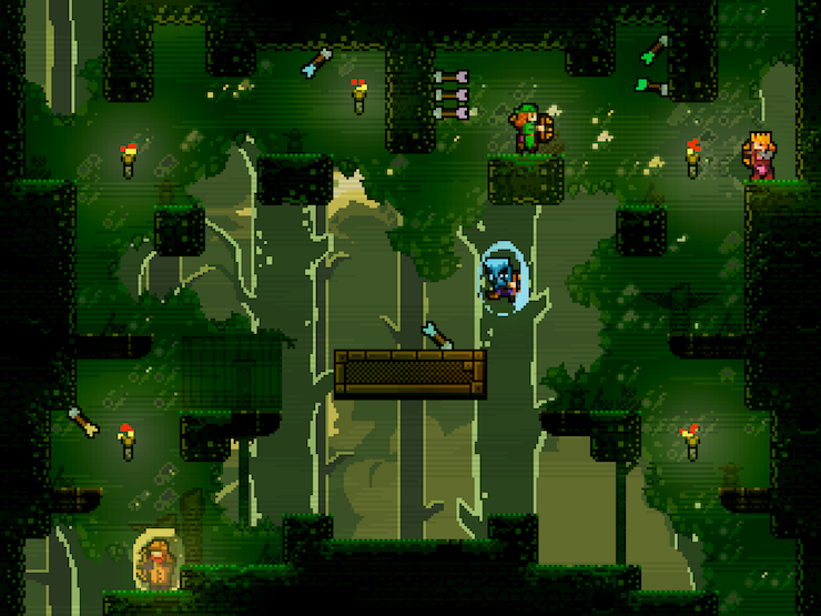 TowerFall creator talks story modes, inspiration, pricing