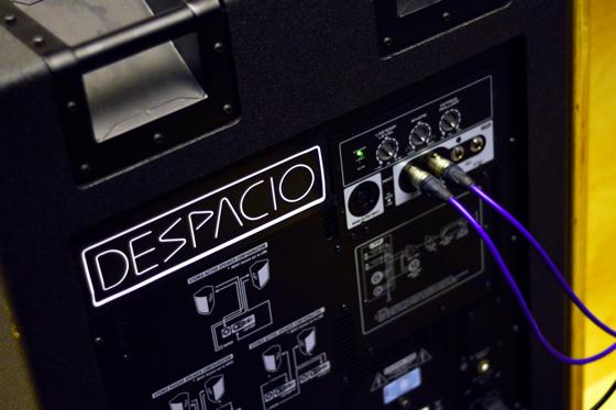Inside the insane 50,000-watt Ibiza speaker stack built by