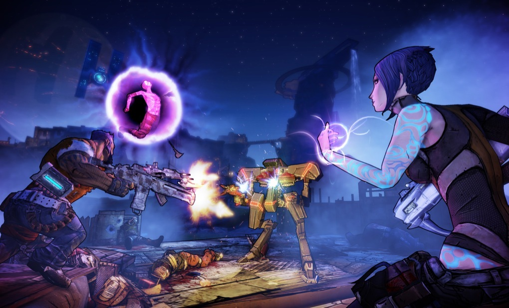 Borderlands 2 devs talk lack of personality in playable