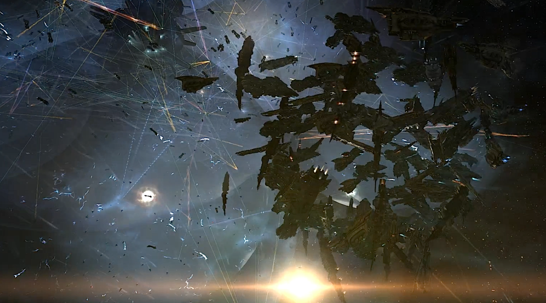 Largest space battle in history claims 2,900 ships, untold virtual