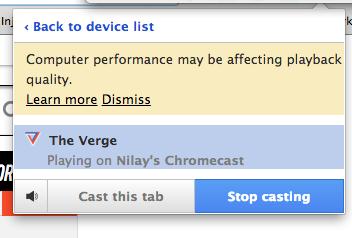 Google Chromecast review | The Verge